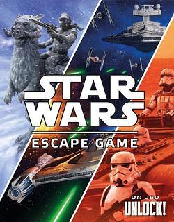 Portada juego de mesa Unlock!: Star Wars Escape Game